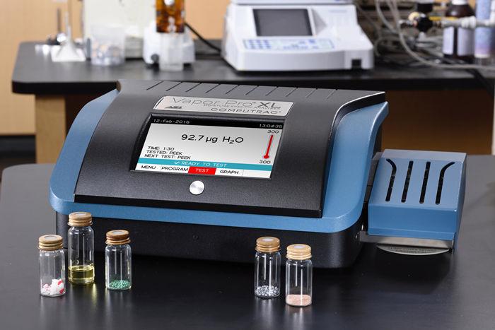 Computrac 微量水分测定仪-破解锂电池水分检测难题,精度高达0.1ug