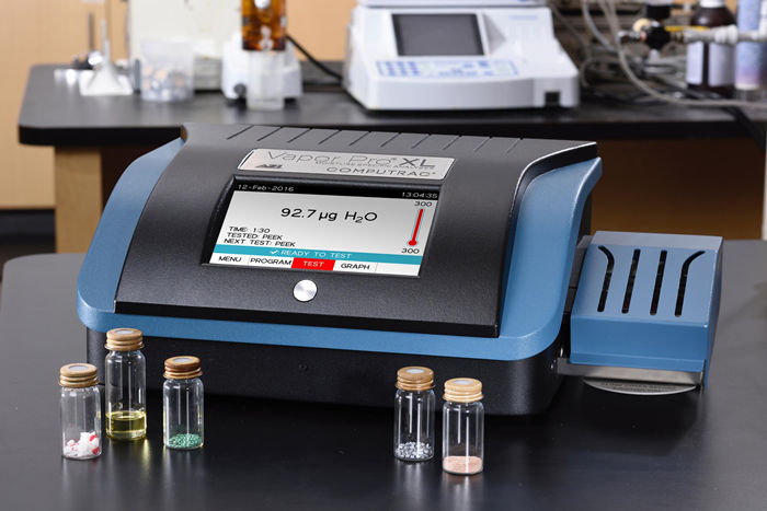 伟大的产品为了伟大的公司 - Computrac Vapor Pro XL ( VPXL ) 微量水分测定仪