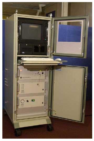 PSA10.670 Hg-CEMS天然气(LNG) 在线汞监测系统