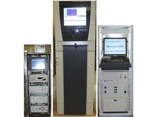 PSA Hg On- Line or Off- Line液体和气体中汞Hg监测系统
